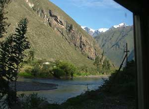 Take the train back to Cusco