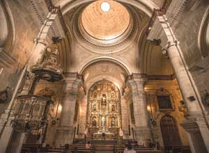Arequipa compania church