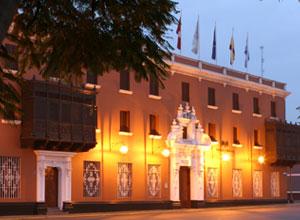 Hotel Libertador in Trujillo