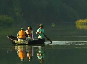 Coracle river ride