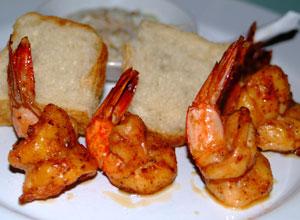 Gorgeous seafood